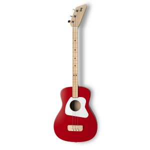 Loog Red Acoustic Guitar