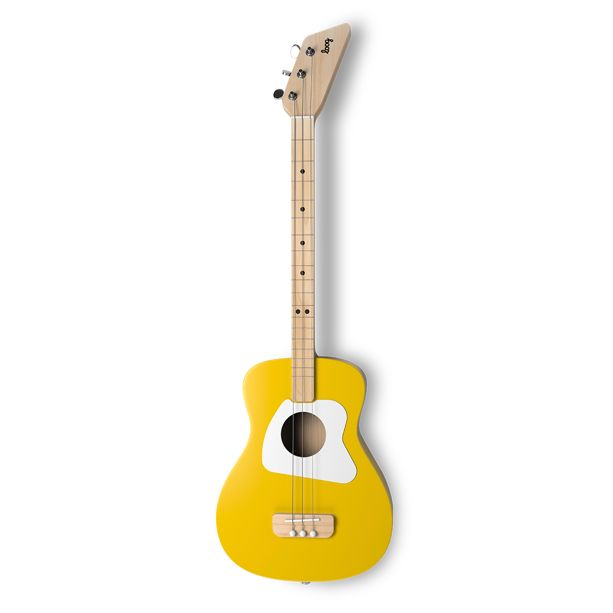 Loog Yellow Acoustic Guitar
