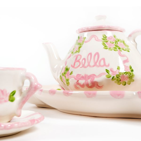 Caroline & Co The Bella Tea Set FW19