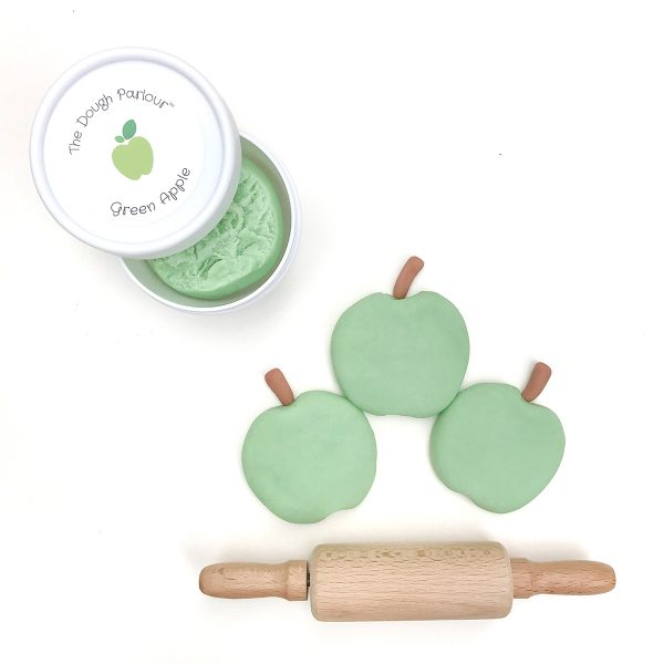 Dough Parlour Transportation Set  – Apple