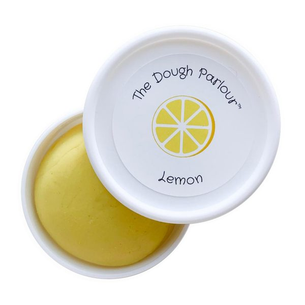 Dough Parlour Unicorn Set – Lemon