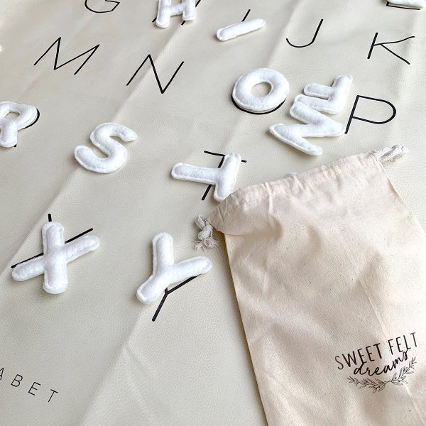 Sweet Felt Alphabet Set FW 19