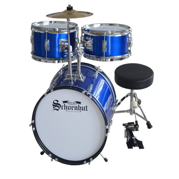 Schoenhut Blue Drum Set FW19