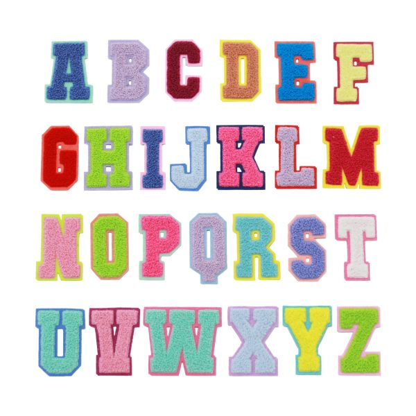 LevisJacketCustomBrightLetters