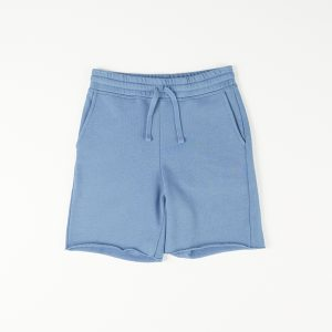 HART + LAND Boys organic cotton drawstring shorts