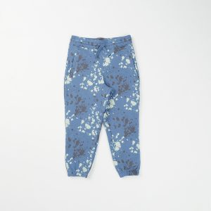 HART + LAND Organic Cotton basics drawstring jogger splatter