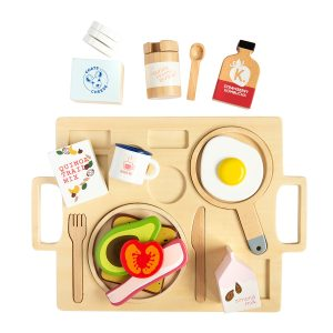 Make Me Iconic Healthy Tummy Breakfast Tray