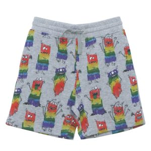 Stella McCartney Rainbow Monster Short