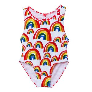 Stella McCartney Rainbow Swimsuit