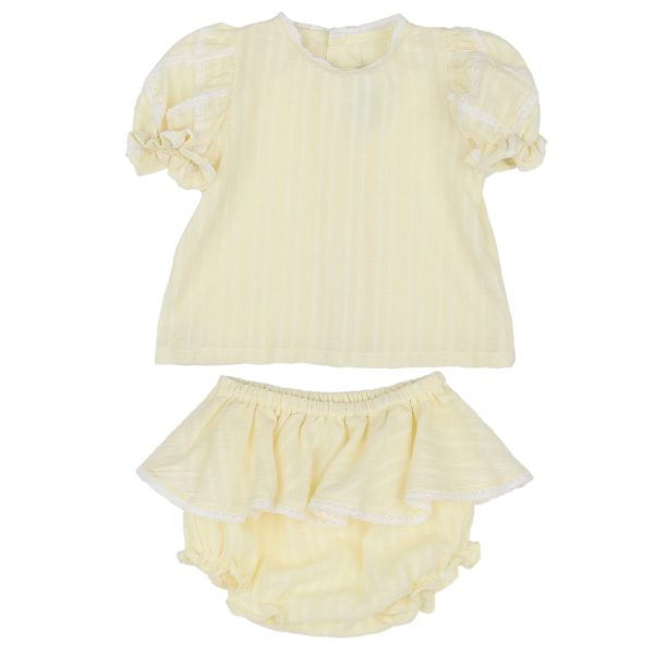 Poeme+PoesieYellowTop+Bloomers1SS20