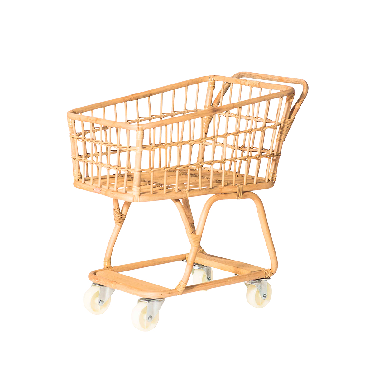 Poppie Toys Shopping Cart