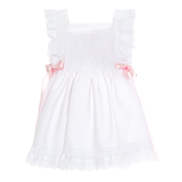 Tot A Porter Baby Paloma Pique Dress