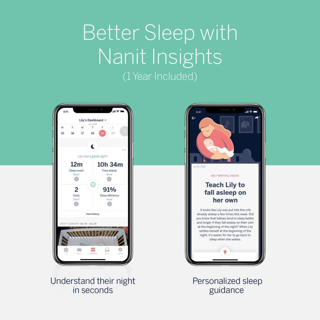 Nanit Plus Wall Mount