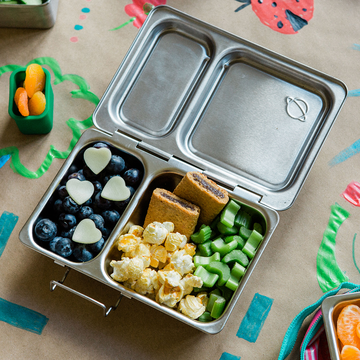 PlanetBox Shuttle Lunch Box