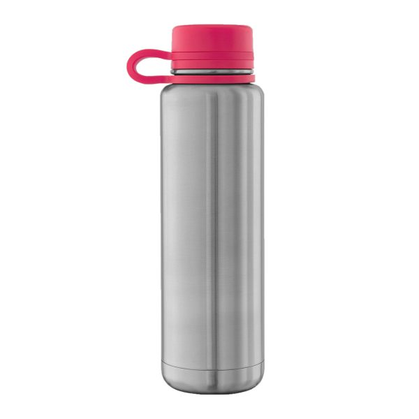 PlanetBoxStainlessSteelWaterBottlePink