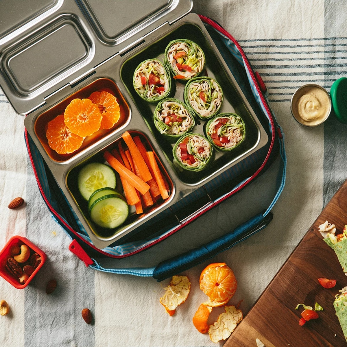 PlanetBox kids lunchbox