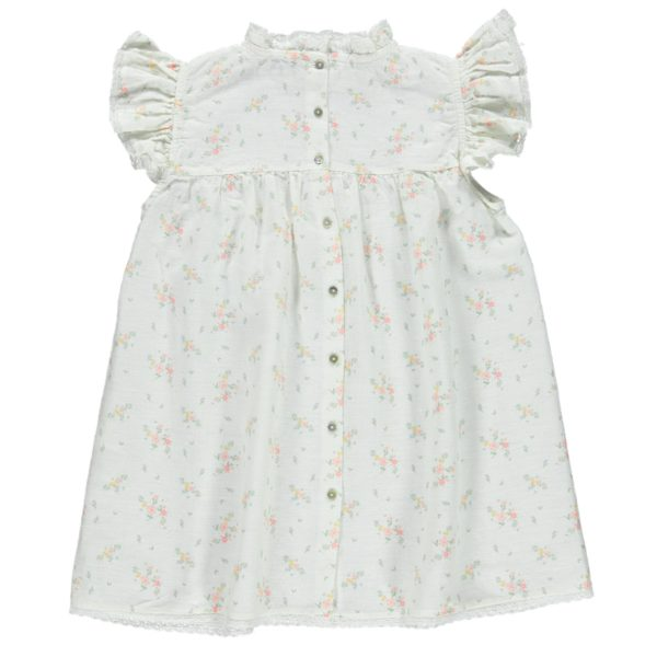Bebe Organic Toddler/Big Kid Odette Dress