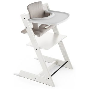 Stokke Tripp Trapp Timeless Grey White