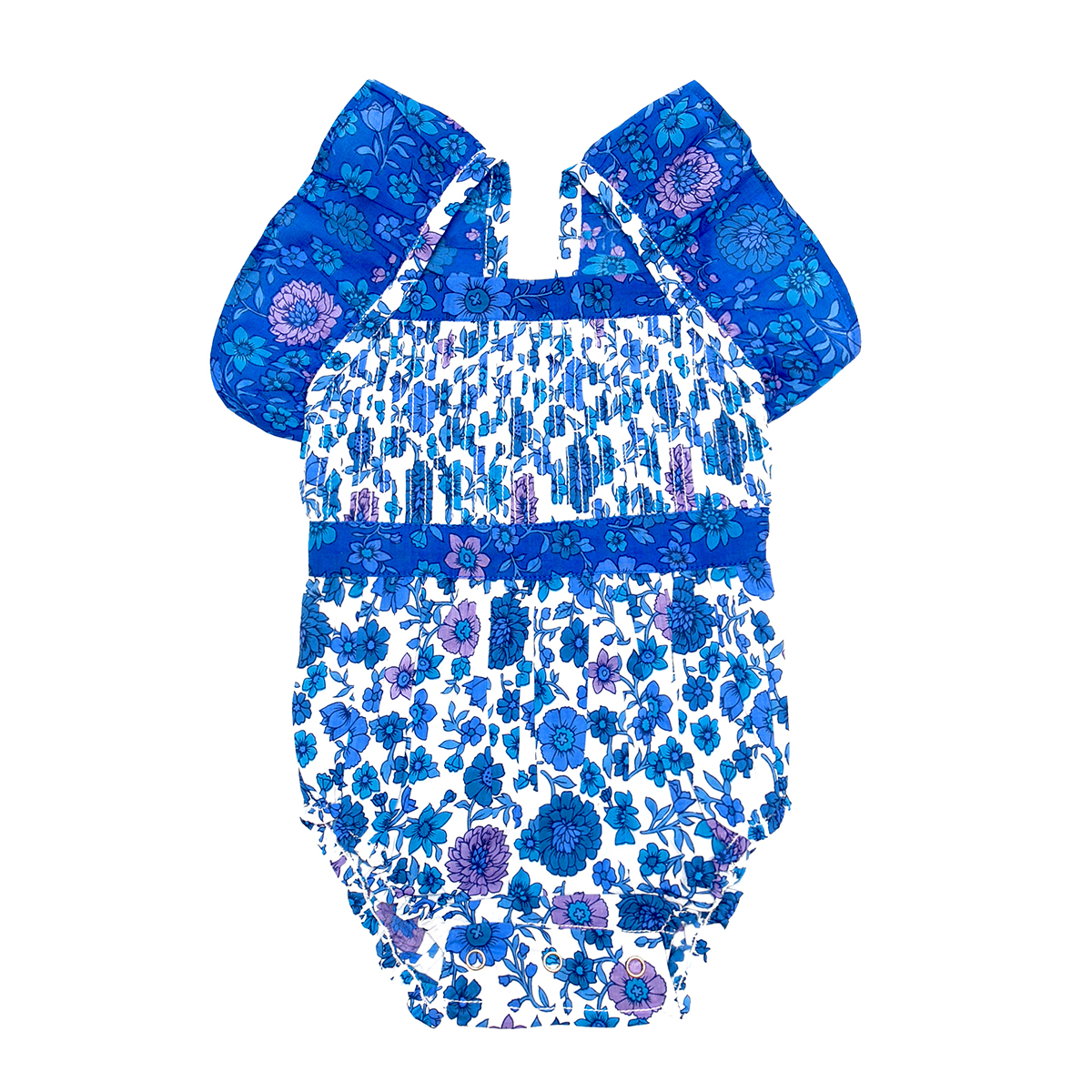 Coco Ginger SS20 Sadie Sunsuit