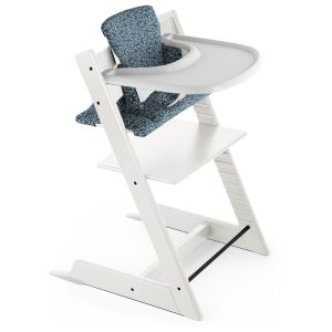 Stokke Tripp Trapp Flower Garden White Harness Tray