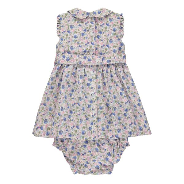 Question Everything Baby/Toddler Talia Sleeveless Dress & Bloomer