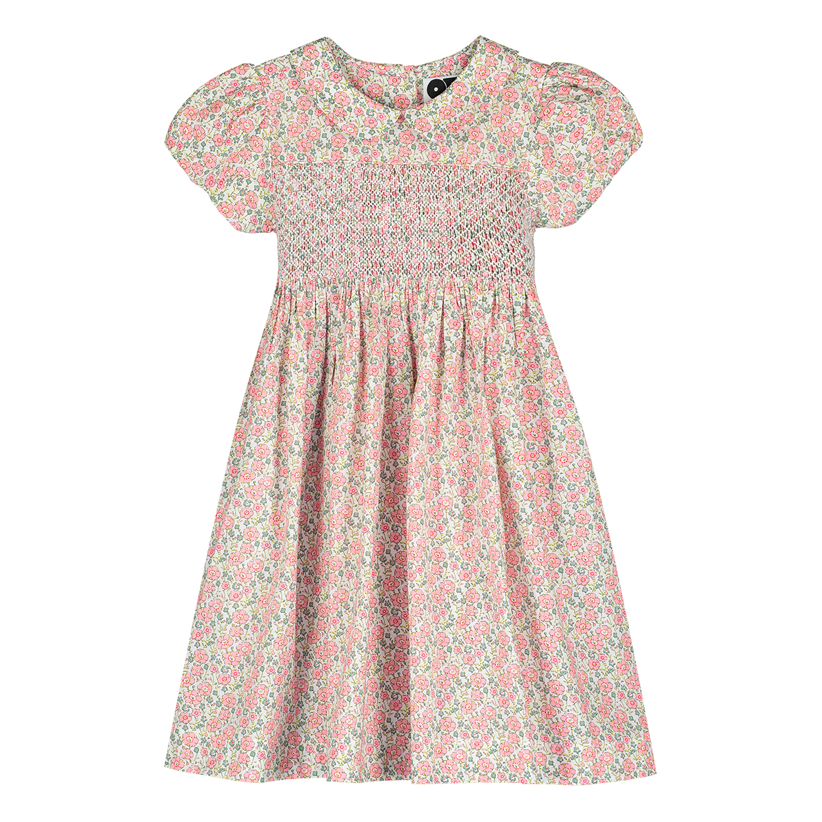 Question Everything Toddler/Big Kid Tigerlilly Short Sleeve Dress