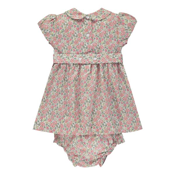 Question Everything Baby Juniper Short Sleeve Dress & Bloomer