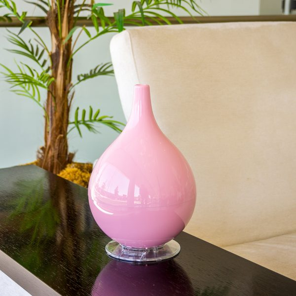 Objecto H3 Hybrid Humidifier Pink