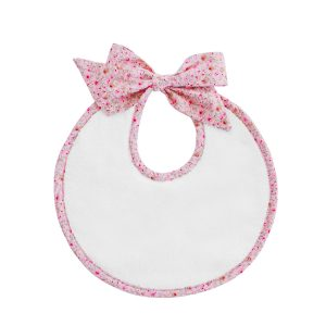Louelle Newborn Tot Exclusive Bib