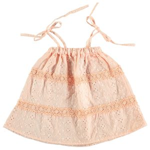 Tocotó Vintage Swiss Embroidered Baby Dress