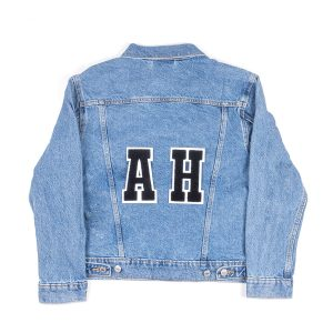 Levi's Womens personalized denim jacket