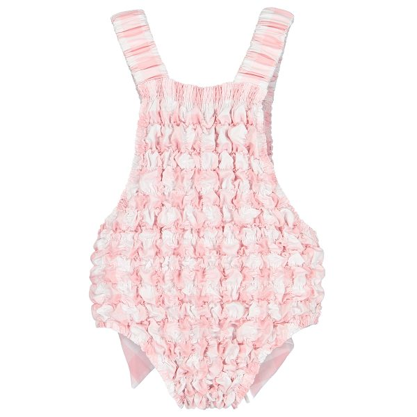 Sal & Pimenta Baby/Toddler/Big Kid Sardinha Frilled Swimsuit