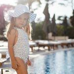 Sal & Pimenta Baby/Toddler/Big Kid Arraial Frilled Swimsuit