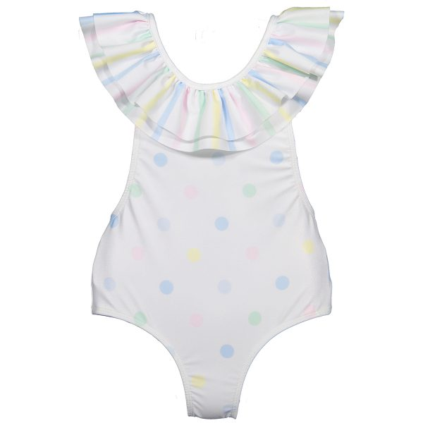 Sal & Pimenta Baby/Toddler/Big Kid Candy Marbles Swimsuit