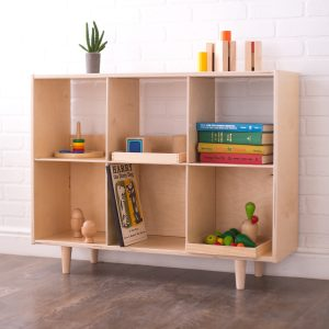Sprout Six Cube Shelf