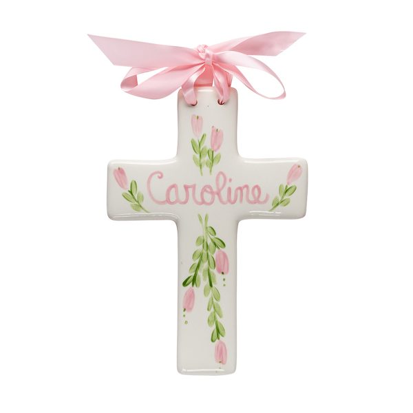 Caroline_CoLargeFlowerCross2Caroline & Co Large Flower Cross