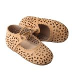 Consciously Baby Mary Jane Sand Soft Sole