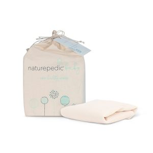 Naturepedic Breathable Crib Protector Pad