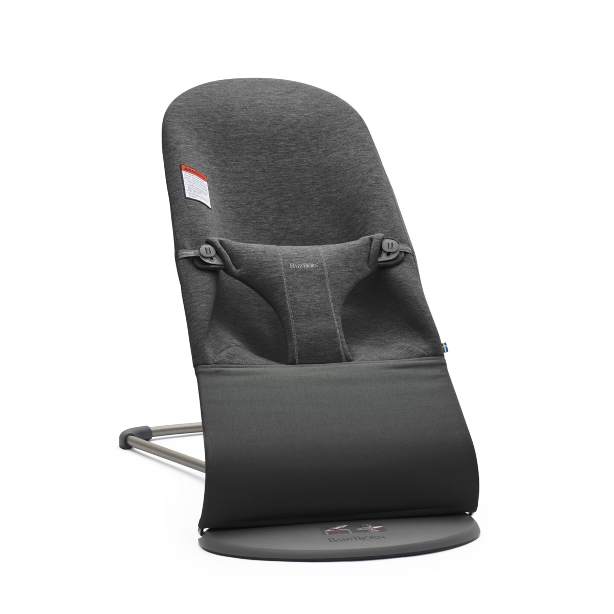 Baby Bjorn Bouncer Bliss in Charcoal