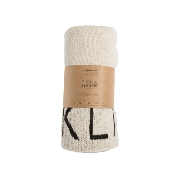 Lorena Canals ABC Baby Blanket