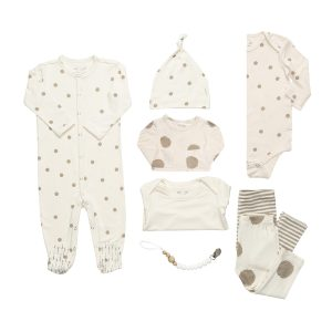Hart + Land bamboo essentials set