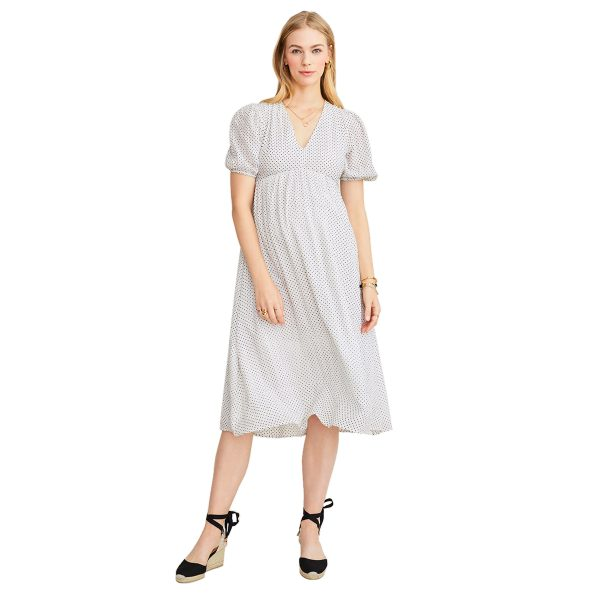 HATCH Women's Melanie Dress SS20