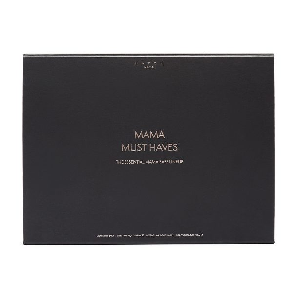 HATCH Mama Must-Haves