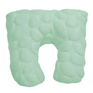 Nook Niche Feeding Pillow in SeaGlass