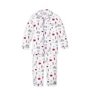 Petite Plume Kids London Is Calling Pajamas
