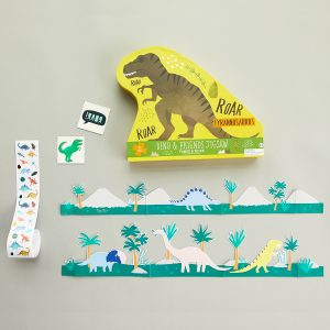 The Tot Birthday Gift Set - Dinosaur