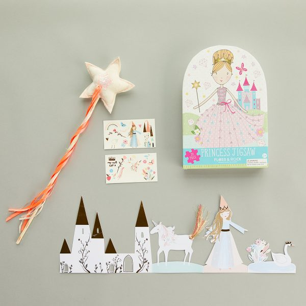 The Tot Birthday Gift Set – Fairy Princess