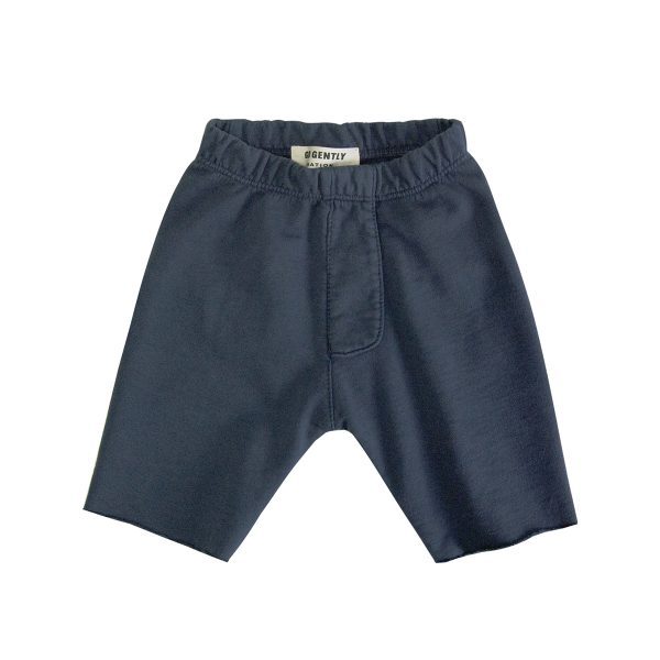 Go Gently Nation Baby/Toddler/Big Kid Trouser Short Indigo SS20