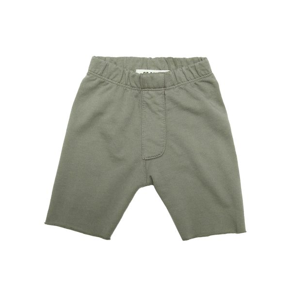 Go Gently Nation Baby/Toddler/Big Kid Trouser Short Thyme SS20
