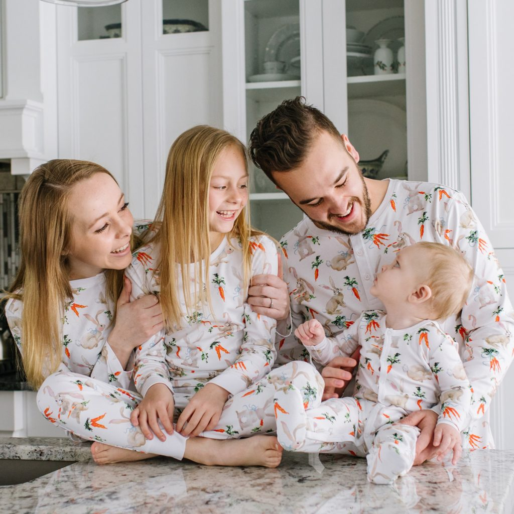 Hart + Land Easter Pjs